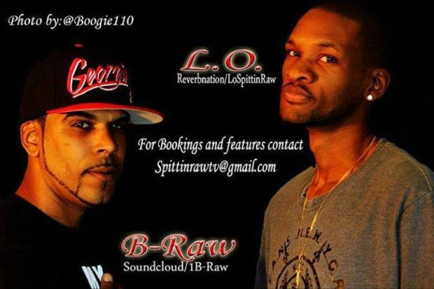 Book us Now – L.O. & B-RAW