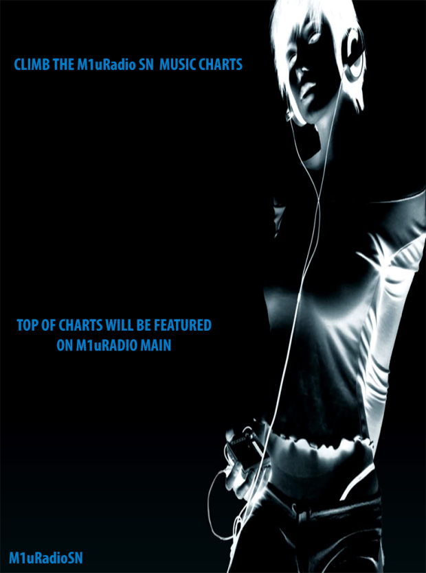 M1uRadioSN Music Charts