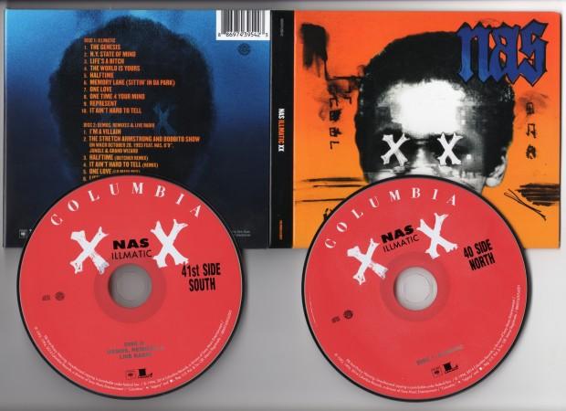 NAS – llmatic XX (20th Anniversary Edition Remastered)