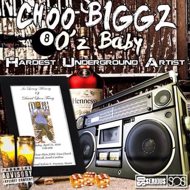 ChooBiggz – 80z Baby Mixtape – New release – Hardest underground artist