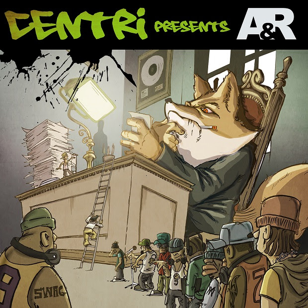 Centri – A&R – Produced by NEOREV