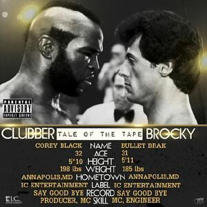 "Say Goodbye"" by Bullet Brak [Official Leak] Brocky Balboa"