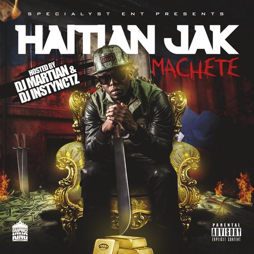 Haitian Jak – Machete