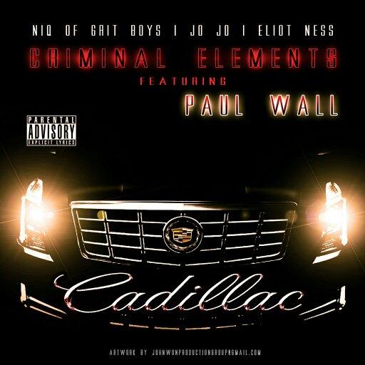 Eliot Ness Ft. Paul Wall – Cadillac