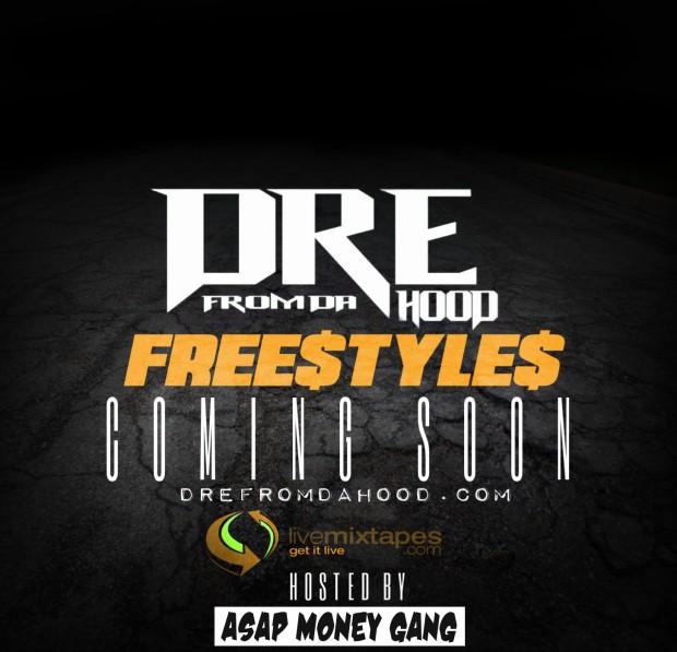 Dre From Da Hood – Listen [Freestyle] Prod. By Mike Murderer