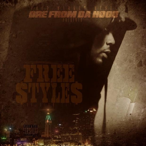 Dre From Da Hood Freestyles:Demo Tape
