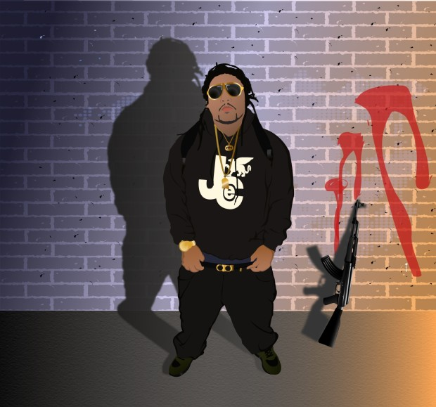 Just Rich Gates – Killers N Robbers prod by Nito Beats