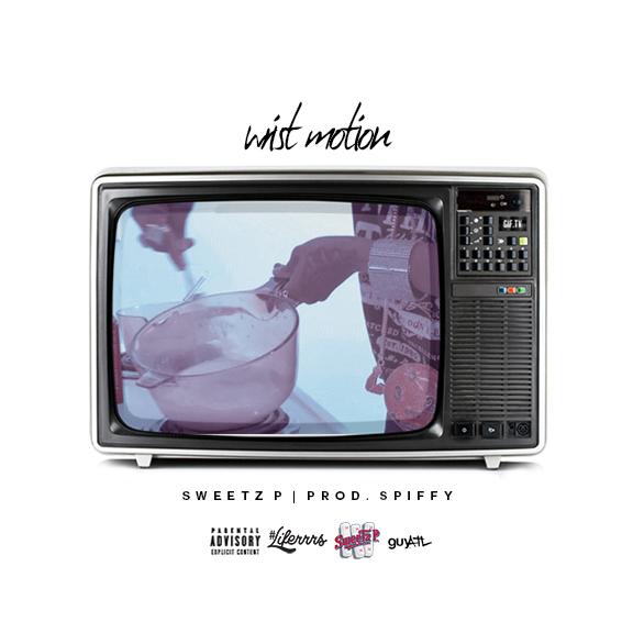 """Sweetz P """"Wrist Motion"""" Prod by Spiffy"""