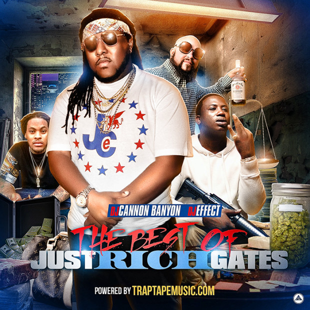 Just Rich Gates – The Best Of Just Rich Gates Hosted by DJ Cannon Banyon & DJ Effect