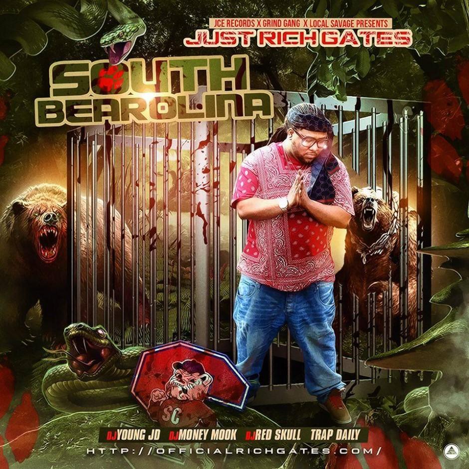 Just Rich Gates South Bearolina