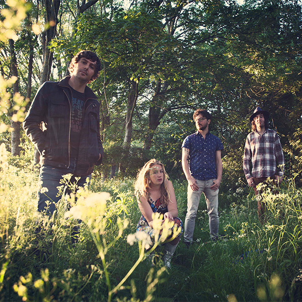 Daniel Schamroth & The British Wildflowers (EP)