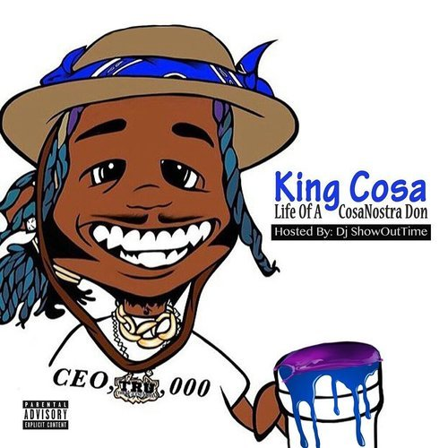 Skooly (@SB_Skooly) – King Cosa:  Life of a Cosa Nostra Don