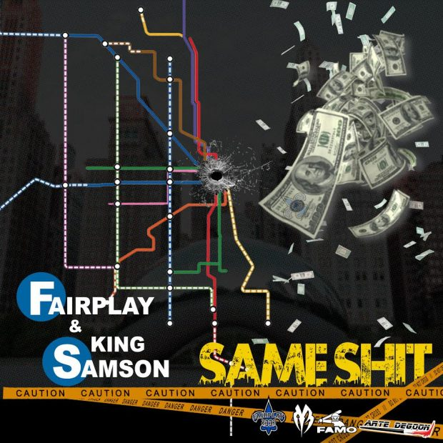 Fairplay – Same Shit (New Track)