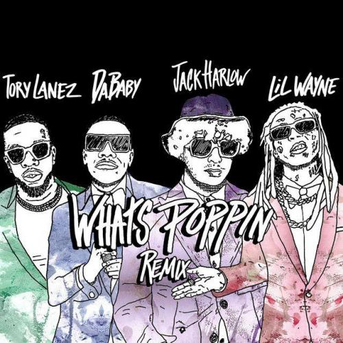 Jack Harlow Ft. DaBaby, Tory Lanez & Lil Wayne – WHATS POPPIN